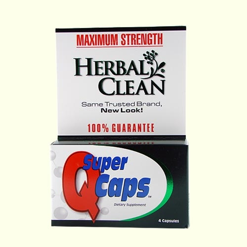 Herbal Clean Super Quick Caps Best 4 Drug Test
