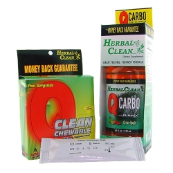 Fast COC/Cocaine Detox Kit for People Under 200 Lbs