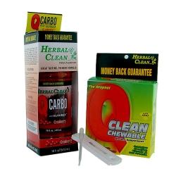 Fast Opiate (HER/MOR/OPI) Detox Kit for People Under 200 Lbs