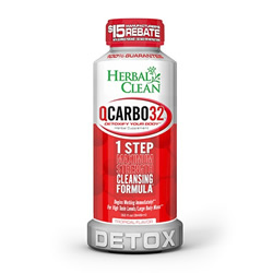 Herbal Clean QCARBO32. Tropical Flavor