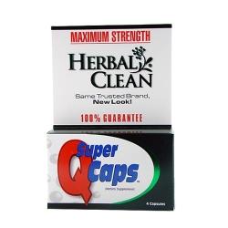 Herbal Clean Super Quick Caps