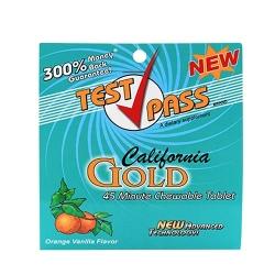 Test Pass Chewable Detox Tablet