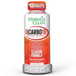Herbal Clean QCarbo. Strawberry-Mango Flavor