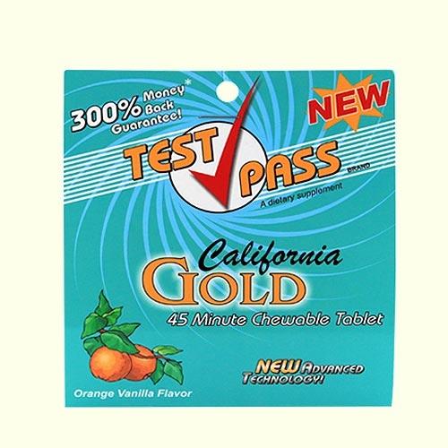 Test Pass Chewable Detox Tablet Best 4 Drug Test