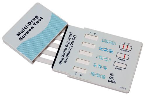 multi panel drug test