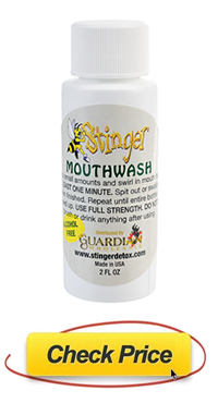 Stinger Mouthwash price