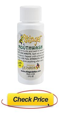 Stinger Mouthwash price