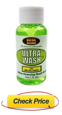 Ultra Wash price