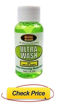 Ultra Wash price