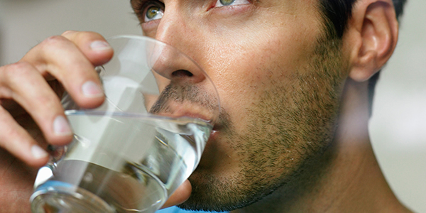 Water detox for drug test