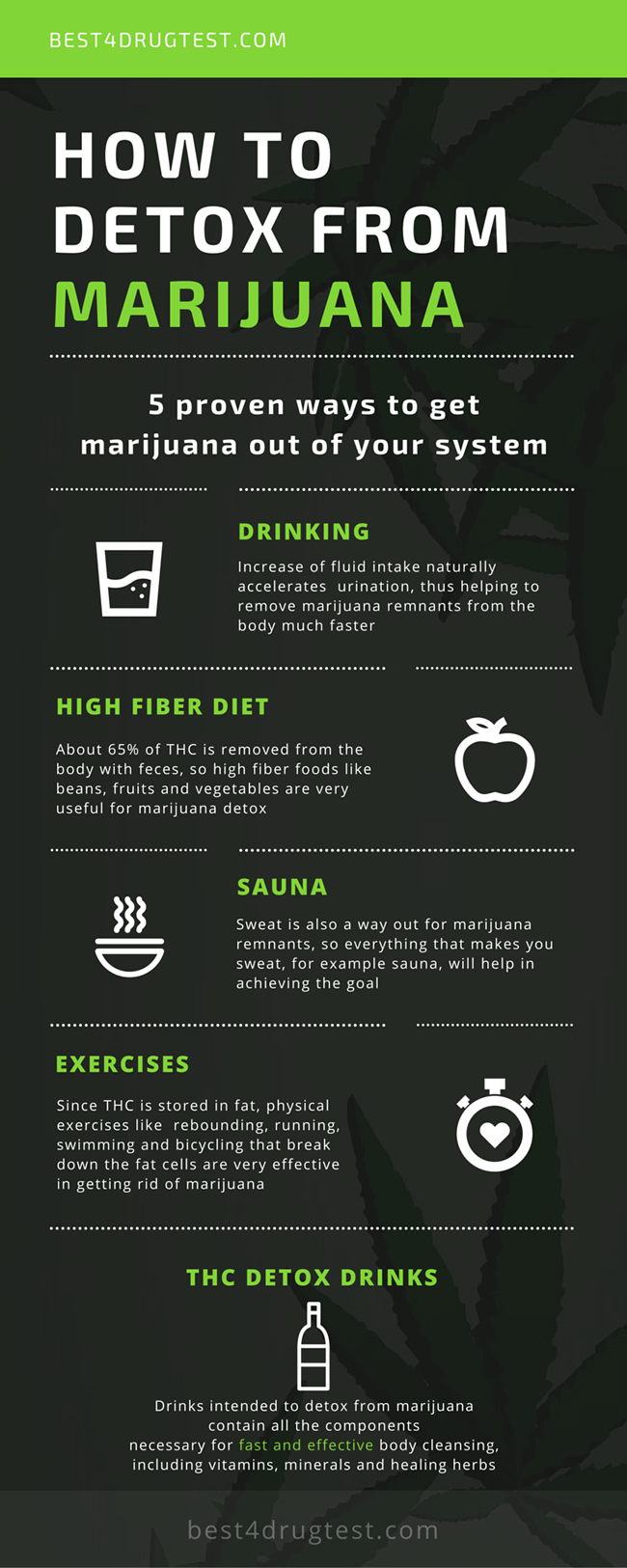 Best Foods For Thc Detox