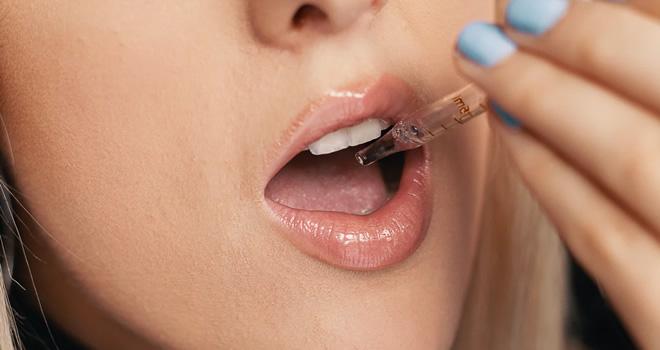 cbd mouth swab test