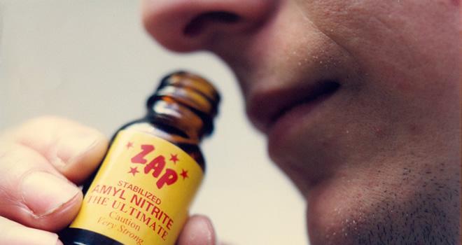 poppers on drug test