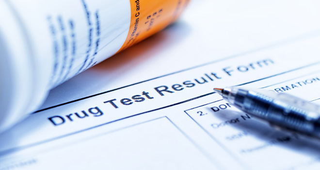 false positive drug test result