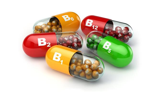 B vitamins help pass a drug test
