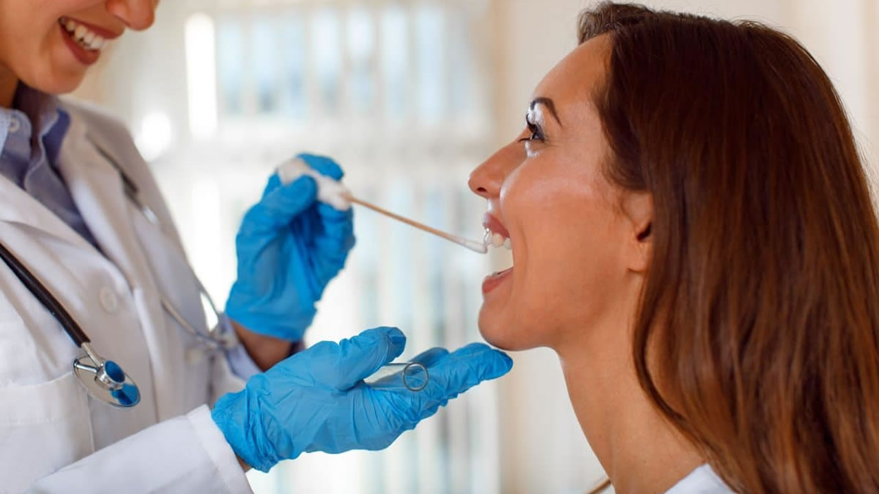 how to pass mouth swab drug test