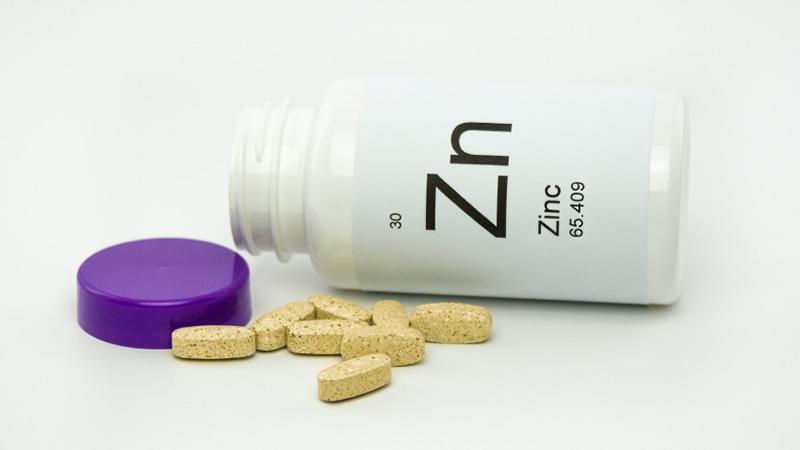 zinc helps pass a drug test