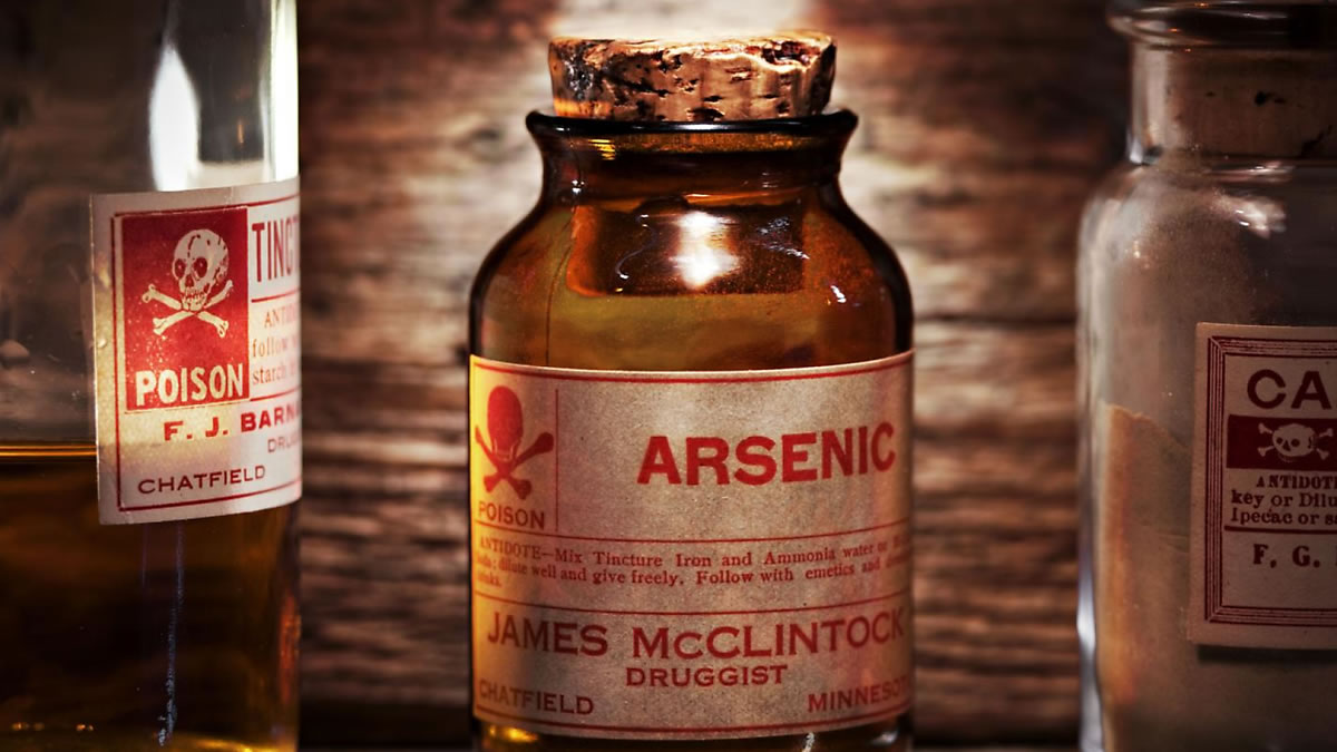 detox arsenic from your body