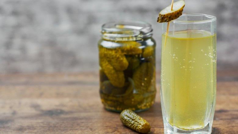 pickle-juice for drug test